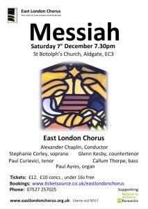 Flyer Messiah
